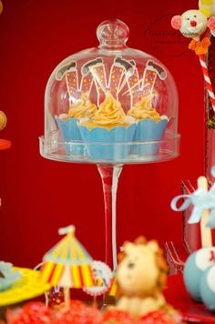 Cristiane Josme Festas Personalizadas | Grande Circo do Bento