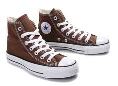 Converse-All-Star-Chuck-Taylor-High-Top-Brown-Canvas-Classic-Sneakers---1-5850-2.jpg (670×492)