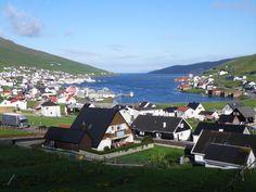 Vágur, Faroe Islands, Denmark