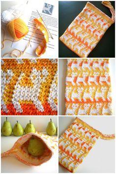 Smoking Hot Needles - Tapestry Crochet