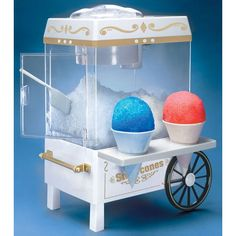 Shop for Nostalgia Vintage Collection Snow Cone Maker & Shaved Ice Storage by Nostalgia Electrics at ShopStyle. Snow Cone Machine, Snow Cones, Small Appliances, Vintage Appliances, Specialty Appliances, Kitchen Appliances, My New Room, Kitchen Gadgets, Kitchen Inventions