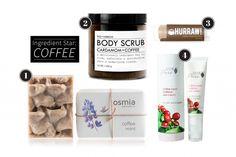 Organic Coffee Beauty Favorites