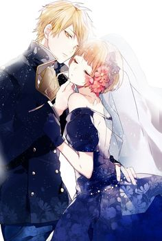 Dance with Devils- Ritsuka x Rem #Anime