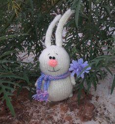 112 Fantastiche Immagini Su Coniglietti Di Stoffa Rabbits Fabric