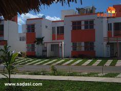 #lasmejorescasasdemexico LAS MEJORES CASAS DE MÉXICO. El modelo Ébano en nuestro desarrollo PRADO NORTE en Cancún, es una casa con sala-comedor, cocina, 2 recámaras, baño, mosquiteros, patio de servicio y estacionamiento. El modelo Roble es una casa con sala, comedor, cocina, 2 recámaras, 1 1/2 baños, patio de servicio, mosquiteros y estacionamiento. Lo invitamos a comprar la casa que siempre ha querido en la playa con Grupo Sadasi. informes@sadasi.com