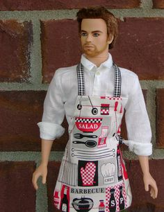 Apron for Ken | Flickr - Photo Sharing!