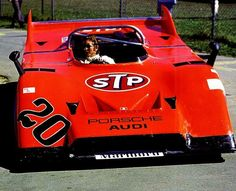 Can Am 1971 Road America - Porsche 917/10 - Jo Siffert