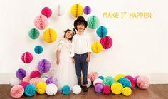 My Little Day - site pour trouver tout le necessaire pour une fête d'anniversaire d'enfant !