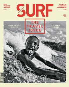 Transworld SURF, July 2012 on Magpile