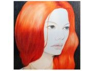 120x120 cm, orginal painting, in acrylic. By. Gallery Funk-Art Denmark  Price DKK. 3.500,-