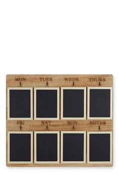 Buy Weekly Chalk Board Planner from the Next UK online shop
