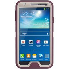 Samsung Galaxy Note 3 case | Defender Series by OtterBox I need this case!