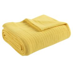 Thermal 100% Cotton Blanket