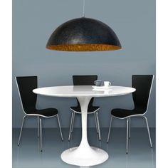 Lampa Glow czarna 50 cm