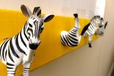 BrightNest | Make a DIY Animal Coat Rack!