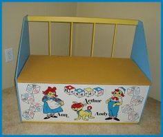 1000 Images About Raggedy Ann And Andy On Pinterest