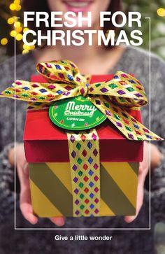 FRESH FOR CHRISTMAS 2014 (US) - Christmas Supplement by LUSH Cosmetics - issuu