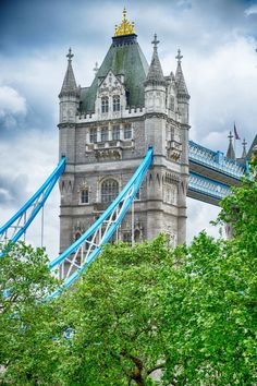 Tower Bridge, London, England I think this is my favorite bridge in the whole world.  Sonia
