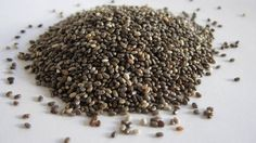 Chia Seeds for healthier and more youthful skin.