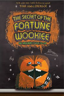 Watch. Connect. Read.: Tomorrow is The Secret of the Fortune Wookiee's Book Birthday