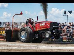 Tire de Tracteurs ( Super Stock ) Casselman Super Pull ASTTQ 2016