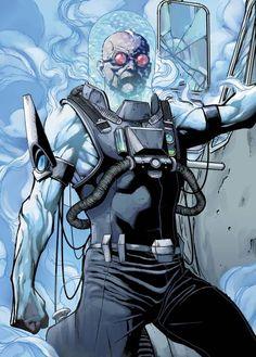 Mr. Freeze (Character) - Comic Vine