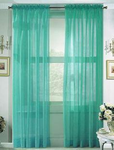 organza gardinen transparente gardinen