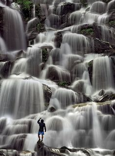Norway waterfall what a wonderful earth we have.