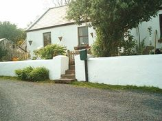 Our vernacular cottage in Westport.