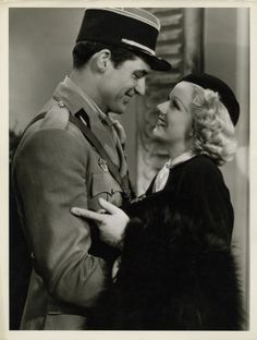 Cary Grant and Jean Harlow- Suzy 1936
