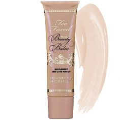 Too Faced - Tinted Beauty Balm SPF 20  in Vanilla Glow #sephora