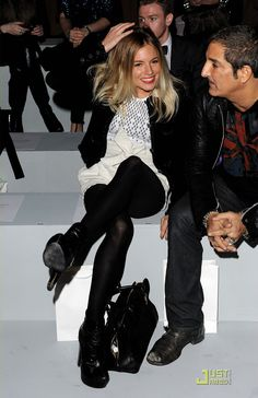 i love sienna miller's bohemian chic style.