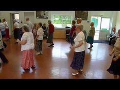 ▶ Elvira line dance - YouTube