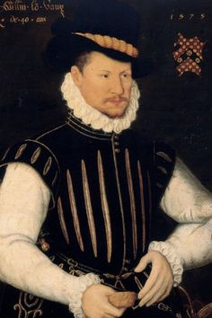 William Vaux, 3rd Baron Vaux of Harrowden, was tried in the Star Chamber in 1581 with his brother-in-law Sir Thomas Tresham for harbouring Jesuit priest Edmund Campion and sentenced to imprisonment in the Fleet with a fine of £1,00. Under Elizabeth I, Vaux separated from the national church and flirted with quite dangerous forms of Catholic dissent. This drew the hostile glances of the authorities, especially since the family lived in Northamptonshire, which had its share of puritans.