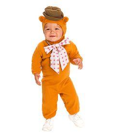 Loving this Orange Fozzie Bear Dress-Up Set - Toddler on #zulily! #zulilyfinds