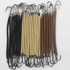 5 unids/lote 2016 Nuevos clips arcos accesorios para el cabello niñas bandas de goma Elástica con gancho del sostenedor del ponytail Elástica Pelo grueso Cabello headwear