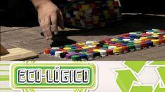 Piso con Tapitas / Eco-Lógico (Cap.8)