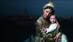 Bianca Balti's exclusive interview about her daughters Matilda and Mia - Swide