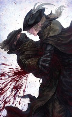 Bloodborne arts. Can anyone else tell I have a total crush on Lady Maria?