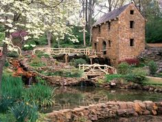 Little Rock - The Old Mill