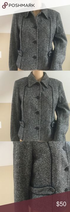 Michael Kors blazer (size 10) Adorable blazer by KORS Michael Kors, very good condition. 100% polyester fully lined, Size 10 women's. KORS Michael Kors Jackets & Coats Blazers