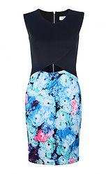 Cutout Scuba Bodycon Dress Bodycon Dress, Womens Fashion, Dresses, Vestidos, Body Con, Women's Fashion, Dress, Woman Fashion, Gown