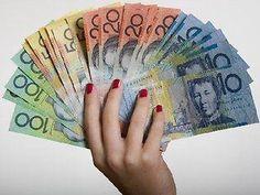 Australian money, love it.