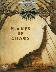The Planescape Multiverse: This is a collage of ...