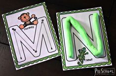 Make practicing tracing letters fun with these Uppercase Trace & Erase with Animals from A-Z. Super cute FREE alphabet printable for kids. Alphabet Tracing, Alphabet Cards, Free Alphabet Printables, Free Printable, Playdough Activities, Alphabet Activities, Toddler Activities, Fun Activities, Learning Shapes