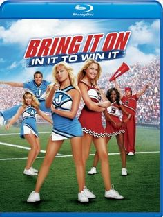 Shop Bring It On: In It to Win It [Blu-ray] at Best Buy. Find low everyday prices and buy online for delivery or in-store pick-up. Halloween Movies To Watch, Christmas Movies, Michael Copon, Girly Movies, Disney Movies, Cassie Scerbo, High School Cheer, Wedding Dress Sketches, You Make Me Laugh
