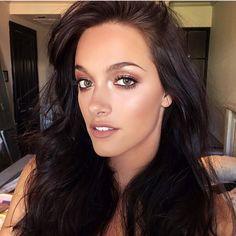 Oriana Sabatini, betina frumboli makeup