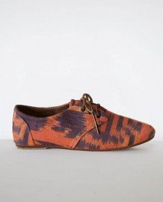 I'm in love with Oxfords as it is but these just took it to an all new level <3