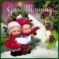 Good Morning Merry Christmas Sing His Praises God Bless