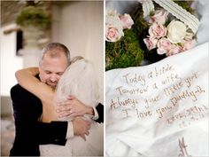 wedding hankie